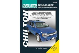 Chilton Total Car Care Chevrolet Trailblazer, GMC Envoy, Oldsmobile Bravada & Rainier 02-09 (Chilton's Total Car Care Repair Manuals)