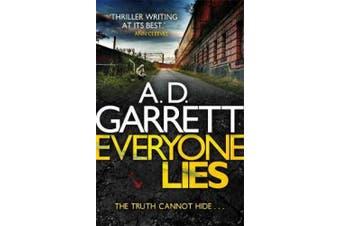 Everyone Lies (DI Kate Simms)
