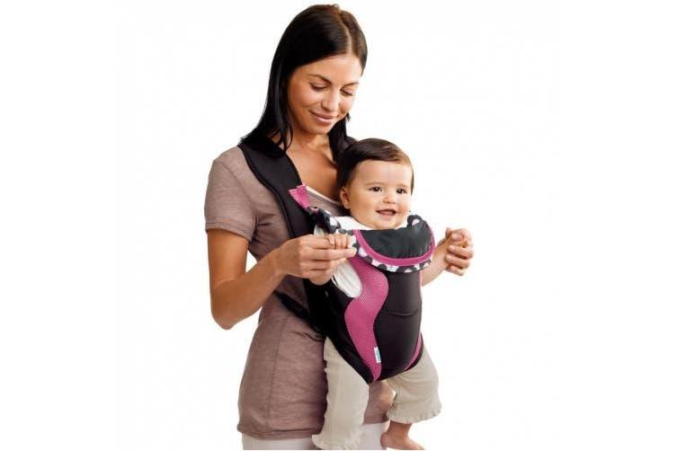 (Marianna) - Evenflo - Breathable Soft Infant Carrier, Marianna