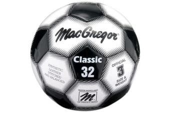 (Size-4) - MacGregor Classic Soccer Ball, Size 4