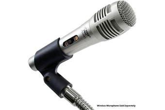 Pylepro Pmks8 Microphone Stand - 30cm Height X 18cm Width - Iron (pmks8_7)