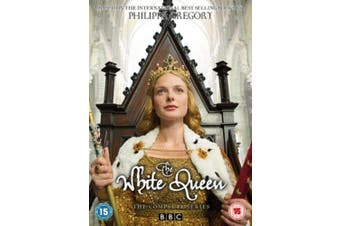 The White Queen: The Complete Series [Region 2]
