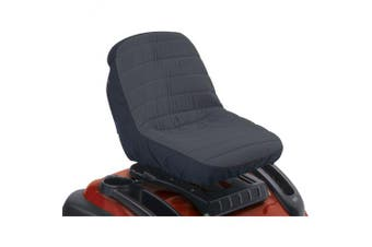 (Small) - Classic Accessories Deluxe Riding Lawn Mower Seat Cover, Small