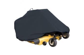 Classic Accessories 73997 Zero Turn Mower Cover in Black