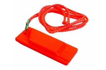 (1, classic) - Attwood Safety Whistle, Orange