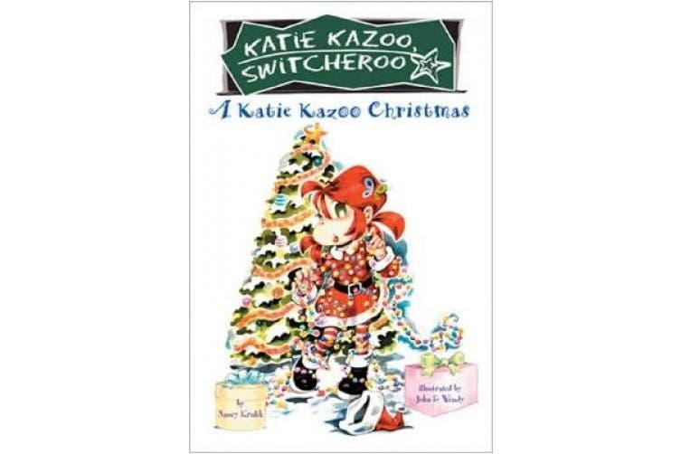 A Katie Kazoo Christmas: Super Super Special (Katie Kazoo Super Special (Paperback))