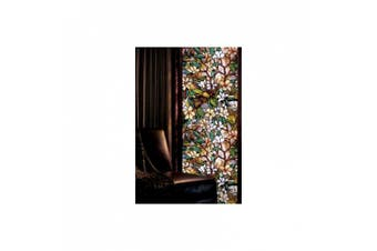 (Multi) - Artscape Magnolia Decorative Window Film
