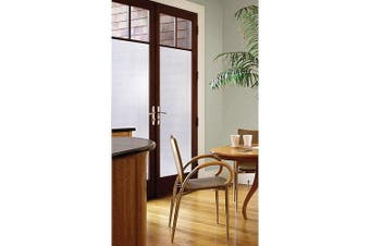 Brewster Home Fashions Spectrum Door Privacy Window Film