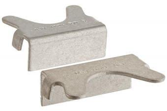 Yost 325 Aluminium Vise Jaw Caps 2pc Fits 6.4cm Jaw