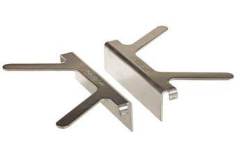 Yost 360 Aluminium Vise Jaw Caps 2pc Fits 15.2cm Jaw