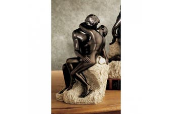 Design Toscano 22cm . The Rodin Collection: The Kiss