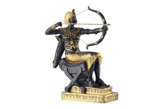 (Single) - Design Toscano QL7885 the Hunting King Sculpture