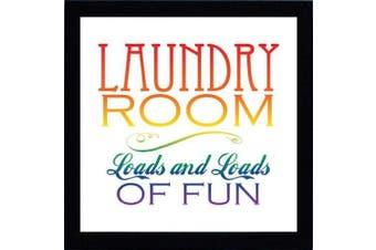 Artistic Reflections Laundry Room Print Art