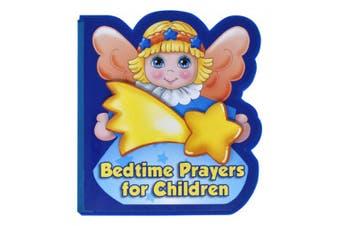 Bedtime Prayers for Children (St. Joseph Angel Books) (St. Joseph Kids' Books) [Board book]