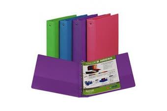 Samsill SAM11699 Fashion Colour Binder 5.1cm Capacity