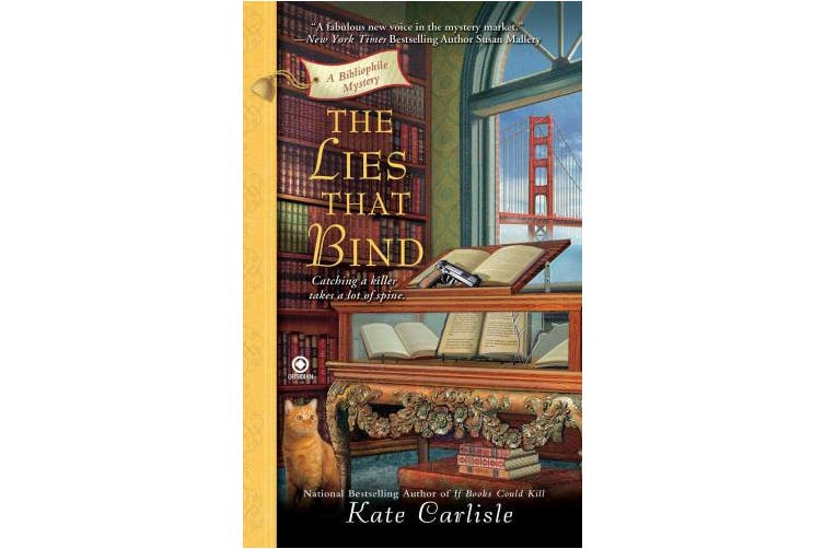 The Lies That Bind (Bibliophile Mysteries)