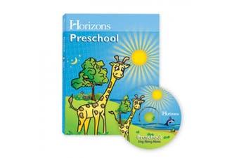 Alpha Omega Publications PRS100 Horizons Preschool Complete Curriculum Set