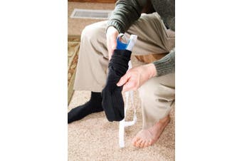 Carex Sock Aid Easy On Easy Off, Sock Slider and Sock Assistance Device, For Those with Limited Reach and Flexibility Due to Arthritis, Surgery or other Difficulty Bending