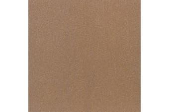 (Solid/Caramel) - American Crafts POW Glitter Paper 30cm x 30cm