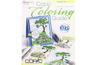 Annies Attic DRG701038 Copic Colouring Guide Level 2 Nature Book