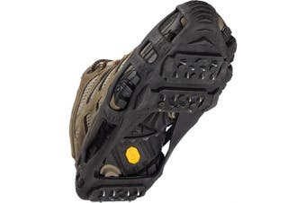 (Small (4-6 Men / 4-7 Women), Black) - Stabilicers 423215 Small Lite Crampons