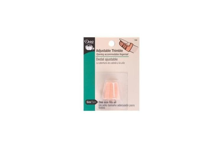 (1, classic) - Dritz Adjustable Thimble