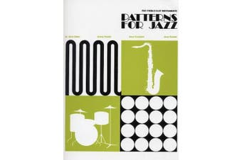 Alfred 00-SB1 Patterns for Jazz- A Theory Text for Jazz Composition and Improvisation - Music Book