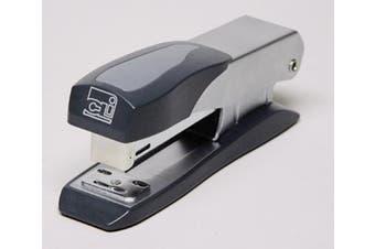 (Metal, Silver) - Charles Leonard CHL82405 Half Strip Stapler