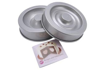 (Heart) - Tasty-Fill Cake Pan Set