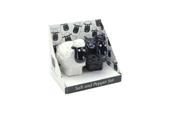 Dublin Gift The Black Sheep Salt & Pepper Shaker Pair 7cm X