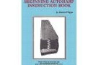 Alfred 00-2222 Beginning Autoharp Instruction Book - Music Book