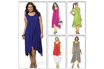 (B5 (8-10-12-14-16)) - Butterick Pattern Misses' and Women's Top, Dress and Pants, B5 (8, 10, 12, 14, 16)