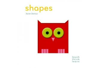 Touchthinklearn: Shapes [Board Book]