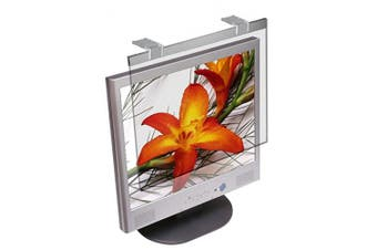 (43cm  Standard, Anti-Glare) - Kantek LCD Protect Deluxe Anti-Glare Filter for 43cm Monitors (LCD17)