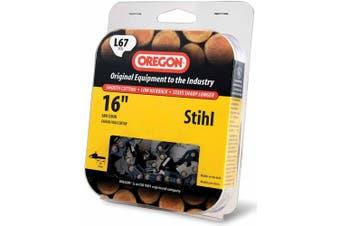 Oregon L67 ControlCut 16-Inch Chainsaw Chain For Stihl