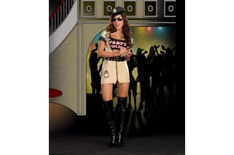 (l(10-14)) - Costumes For All Occasions RL5981LG Large Party Police Size 10-14
