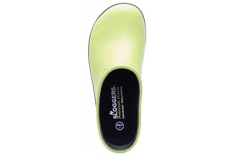 (8, Kiwi) - Sloggers Size 8 Kiwi Womens Garden Outfitters Premium Garden Clog 260KW08