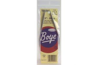 (Size 4/3.5mm) - Boye 70506 Circular Aluminium Knitting Needles 70cm . -Size 4