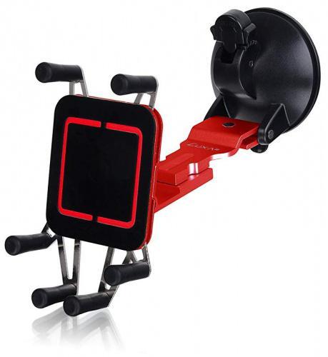 Red Retail Packaging LUXA2 LH0013-B H5 Premium Car Mount
