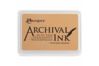(Venetian Orange) - Ranger Archival Ink Pad #0