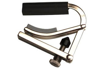 Shubb BC-20 Standard Banjo Capo - Polished Nickel