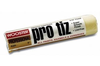 (9 Inch) - Wooster R265-9 Pro-Tiz Professional Roller Cover, 23cm W x 0.5cm