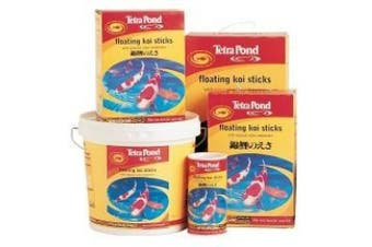 (1.4kg) - Tetra Pond Koi Vibrance Premium Nutrition with Colour Enhancers