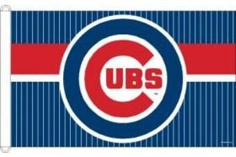 Casey 3208588844 Chicago Cubs 3 x5 Flag