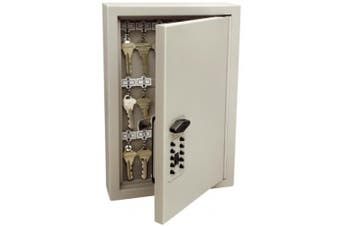 Ge Security 001795 Heavy Duty Key Cabinet With TouchPoint Lock