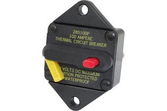 (60A) - Blue Sea 7084 60 Amp Circuit Breaker Panel Mount 285 Series