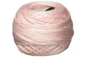(Baby Pink) - DMC Pearl Cotton Ball Size 12 141yd