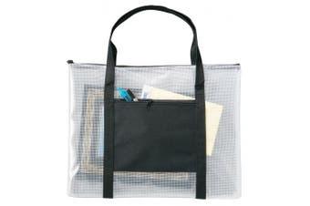 (25cm  x 33cm ) - Alvin NBH1013 25cm . x 33cm . Deluxe Mesh Bag