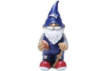(New England Patriots) - Caseys Distributing 8132972909 New England Patriots Garden Gnome 28cm . Male