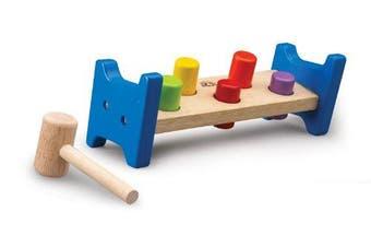 Andreu Toys WED-3089 Wonder World Hammer Bench, Multi-Colour, 11 x 24 x 9 cm
